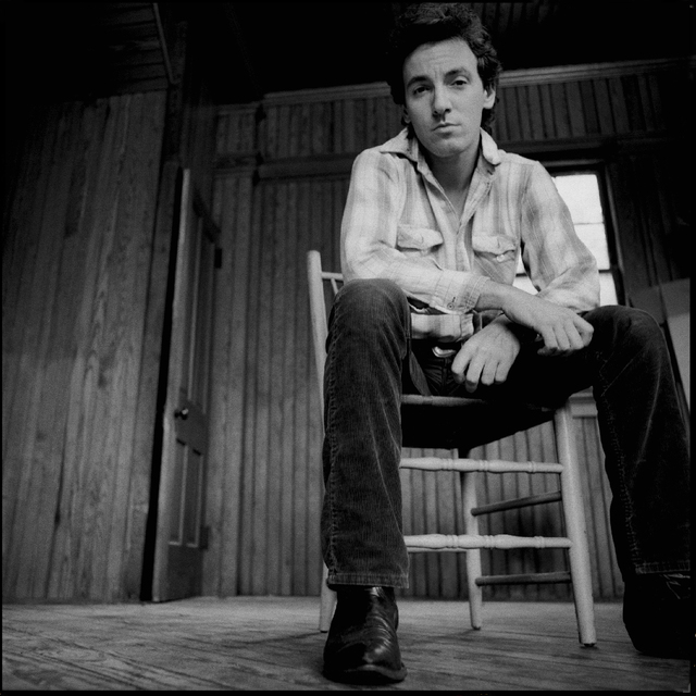 David Michael Kennedy, 'Bruce Springsteen in Chair', 1982, Gallery 270