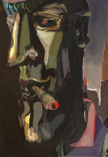 , 'The Messenger,' 2014, Walter Wickiser Gallery