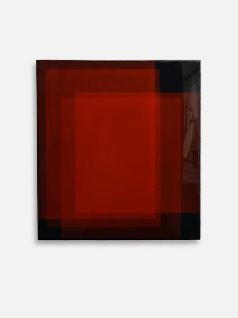 Dirk Salz, '#2540', 2019, Painting, Pigments and resin on multiplex, Victor Lope Arte Contemporaneo
