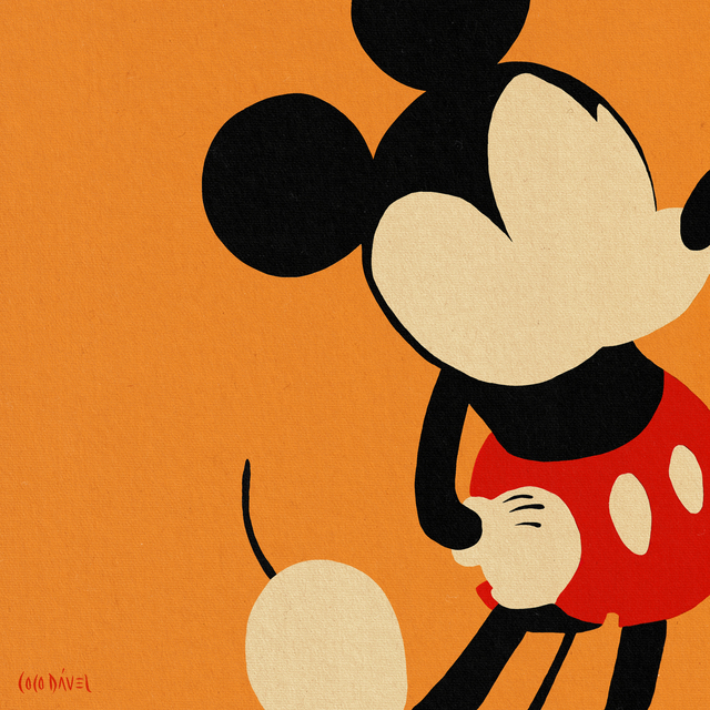, 'Mickey Mouse ,' , Maddox Gallery