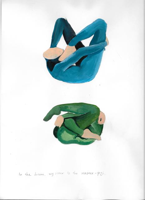 , 'Sister Yogi,' 2016, Ochi Projects