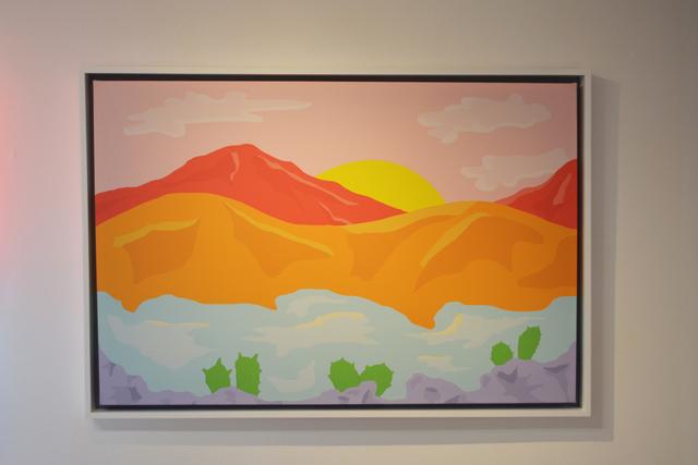 , 'Paisaje Jurásico III,' 2018, SGR Galería