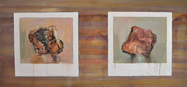 , 'Front'n Back,' 2014, Joshua Tree Art Gallery