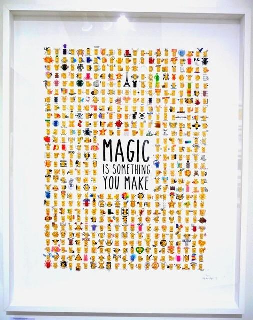 , 'Collector Magic,' 2016, Virginie Barrou Planquart