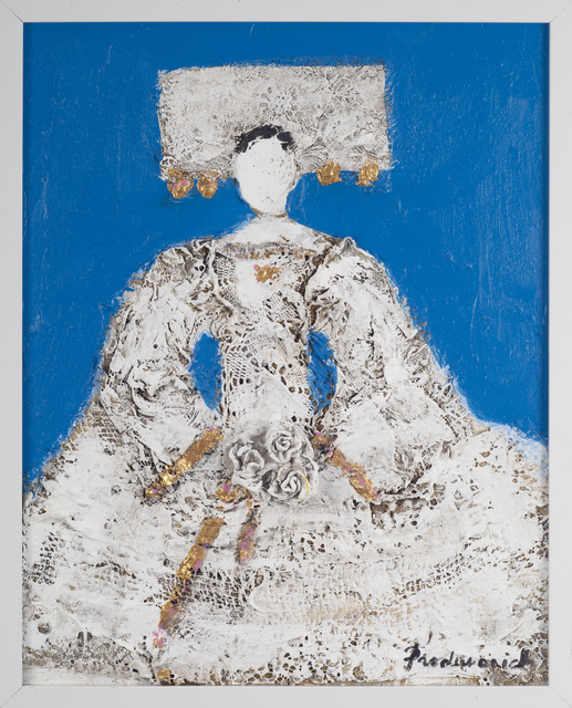 , 'Blue Queen,' 2019, Ai Bo Gallery