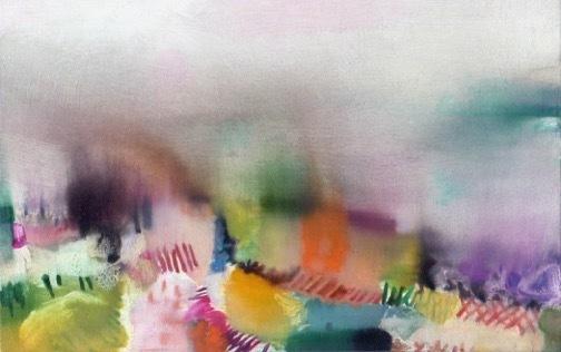 , 'Postcards to AZ: Villen am See (1920), Paul Klee,' 2016, Josée Bienvenu