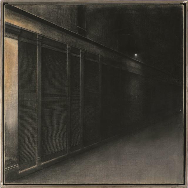 , 'Alley,' 2006, Galerie Kovacek
