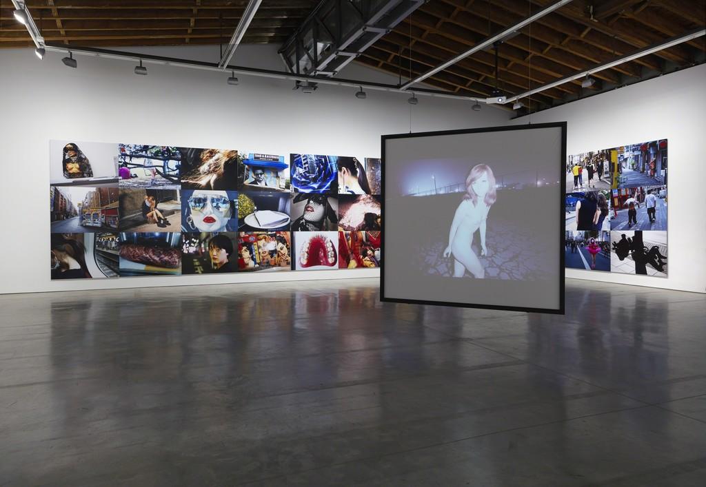 "Daido Moriyama, ""Tokyo Color,"" Luhring Augustine Bushwick, September 9 - October 22, 2017"