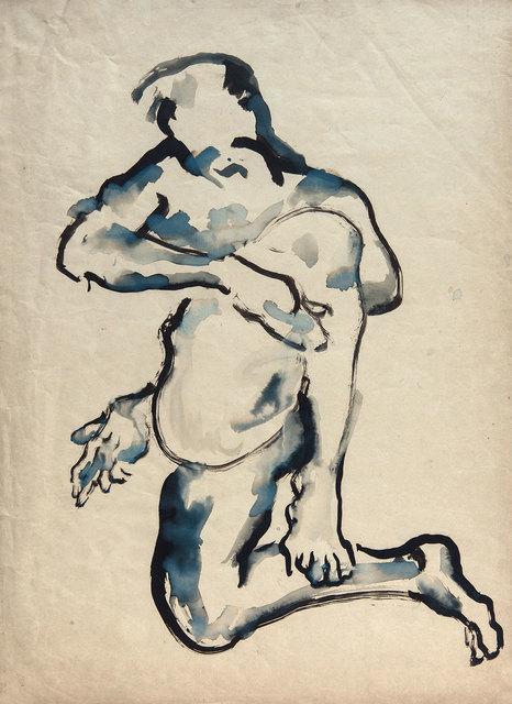 Antonio Hin-yeung Mak, 'Figure with a twist', 1990s, Blindspot Gallery
