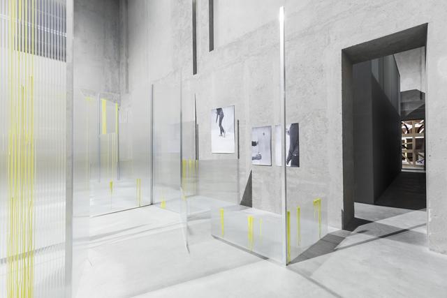 , 'Obfuscation,' 2016, Fondazione Prada