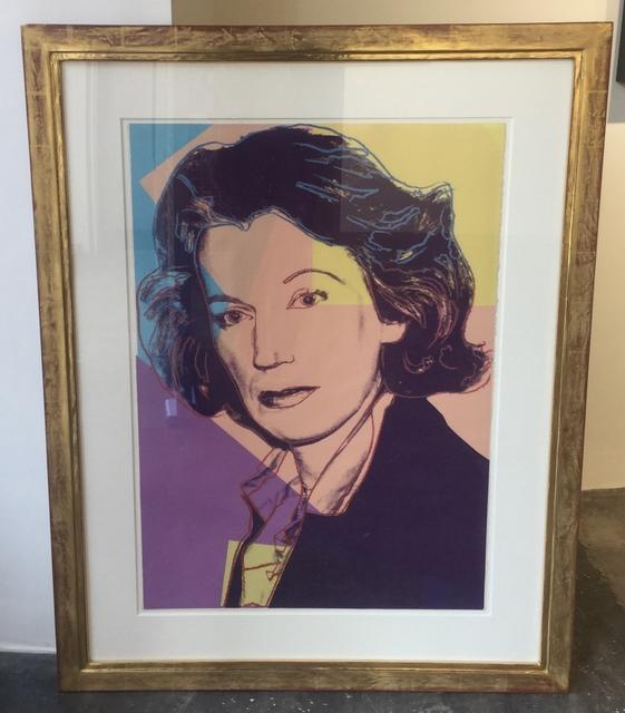 , 'Mildred Scheel,' 1980, Joseph Fine Art LONDON