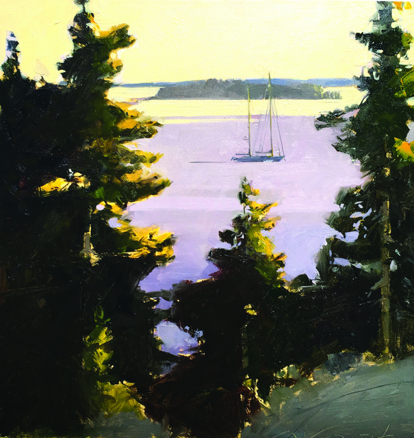 , 'Morning Light, Maine,' , Copley Society of Art