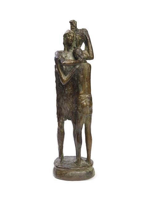 Arturo Martini, 'Il Figliol Prodigo', 1933, Itineris