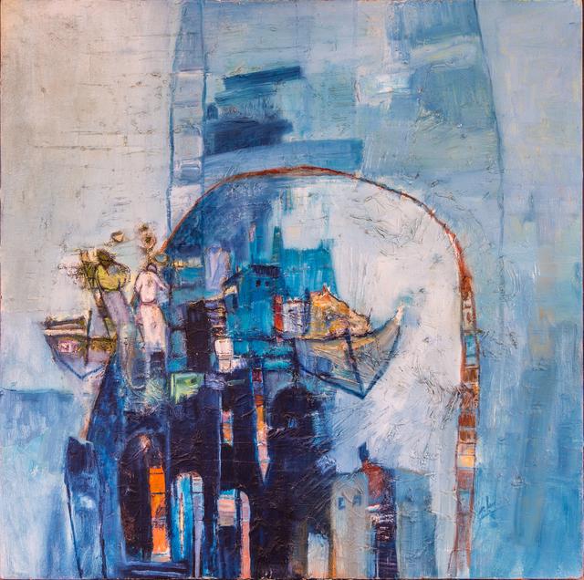 , 'Fisherman,' 2008, Hafez Gallery