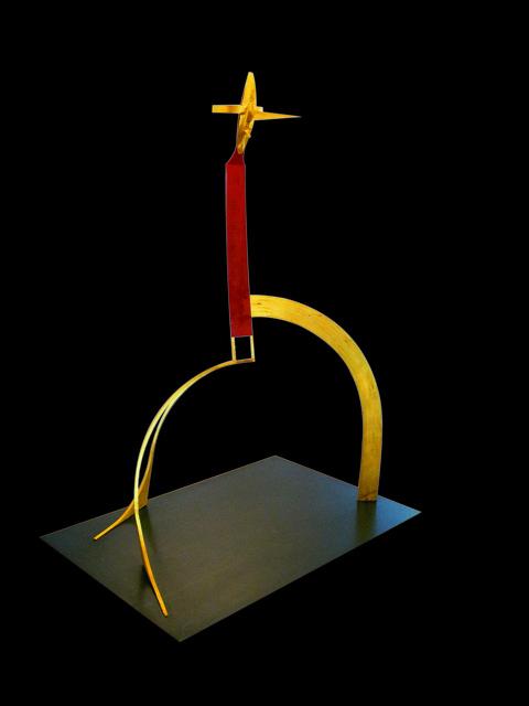 Schang Hutter, 'Gaukler', 1972, GALERIE URS REICHLIN