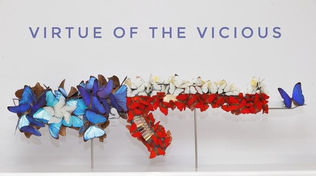Bran Symondson, 'Virtue Of The Vicious ', 2016, Maddox Gallery