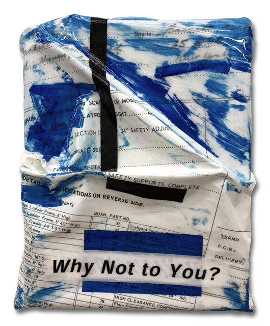 Caro Jost, 'WHY NOT TO YOU ?', 2019, Walter Storms Galerie