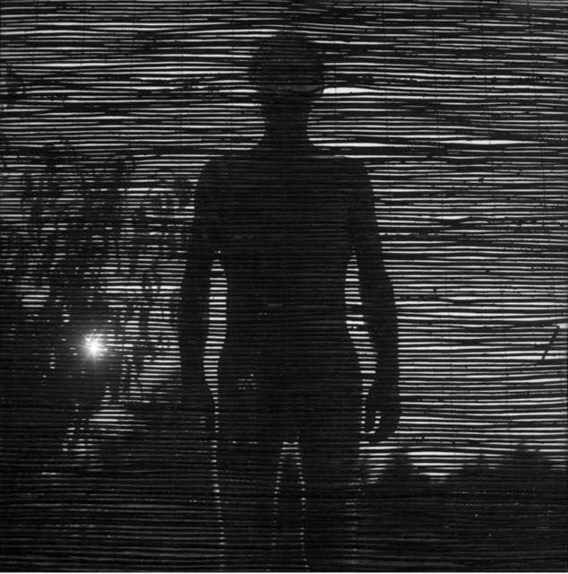 , 'Autorretrato escondido en mi miedo,' 2009, Galería Juana de Aizpuru