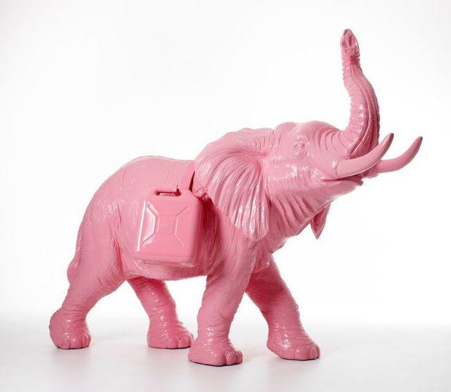 , 'Cloned Elephant,' , Galleria Ca' d'Oro