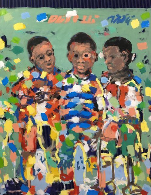 Cheikhou Ba, 'Colobane 2 bis', 2019, Kristin Hjellegjerde Gallery