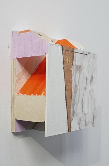 , 'SPLIT MERGE TABLETOP,' 2015, Traver Gallery