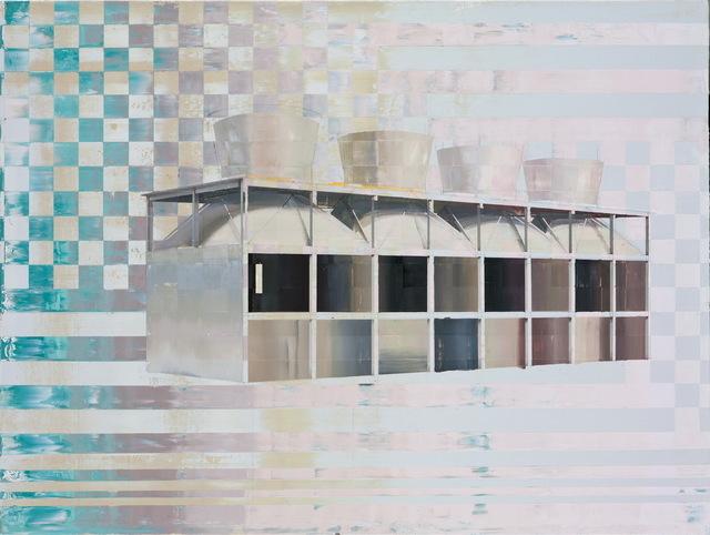 Cui Jie, 'Factory', 2011, Leo Xu Projects