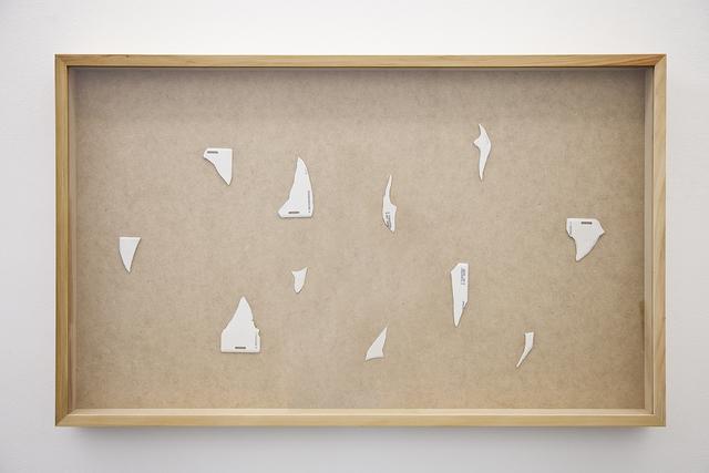 , 'Tooth for a tooth,' 2016, Athena Contemporânea
