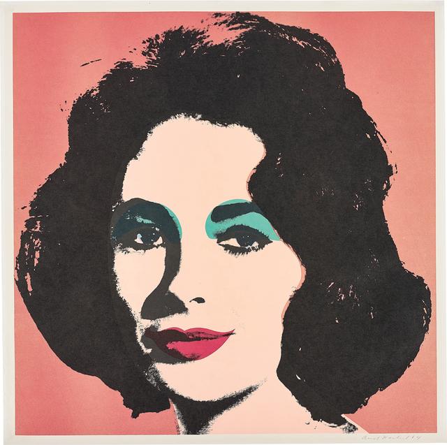 Andy Warhol, 'Liz', 1964, Phillips