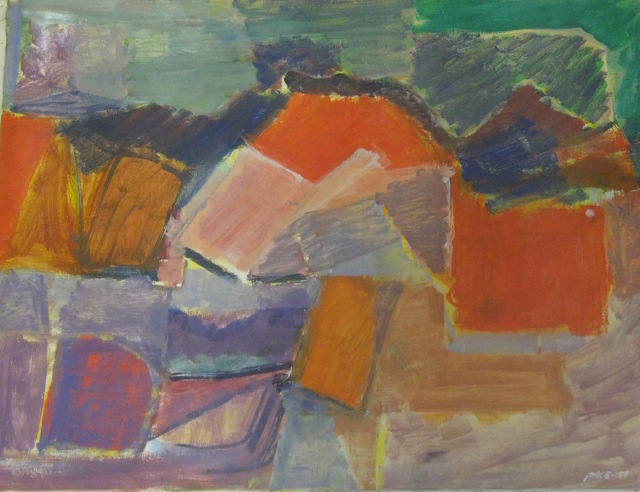 , 'Untitled (51-42),' 1951, Berry Campbell Gallery