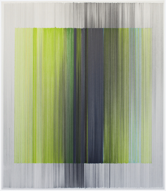 , 'unfold 05,' 2016, Carrie Secrist Gallery
