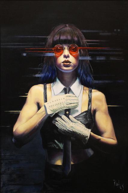 , 'Power Tie,' 2018, Gallery at Zhou B Art Center