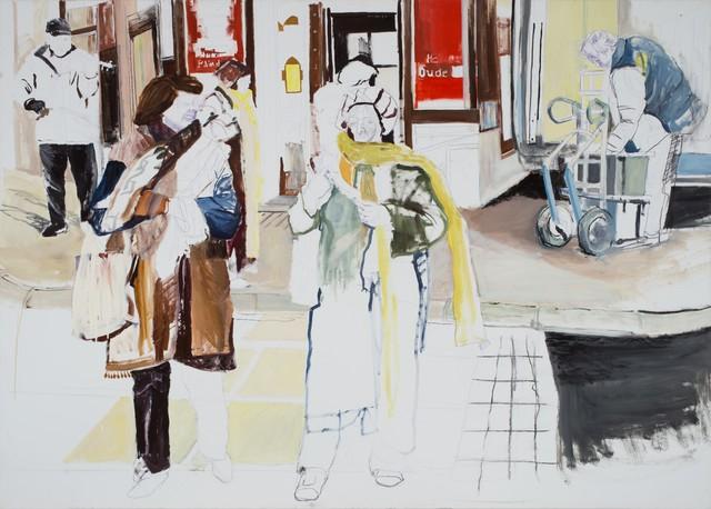 , 'La Conversation (The Conversation),' 2011, Inda Gallery