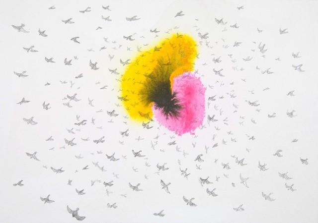 , 'Veo muertos,' 2014, Y Gallery