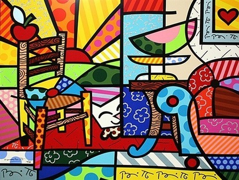 , 'Squeaki Van Britto,' , Russell Collection
