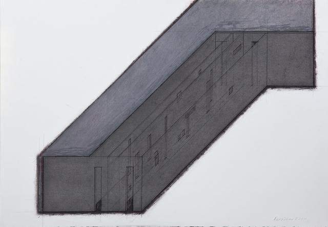 """, '""""Fortress 6"""",' 2011, Krokin Gallery"""
