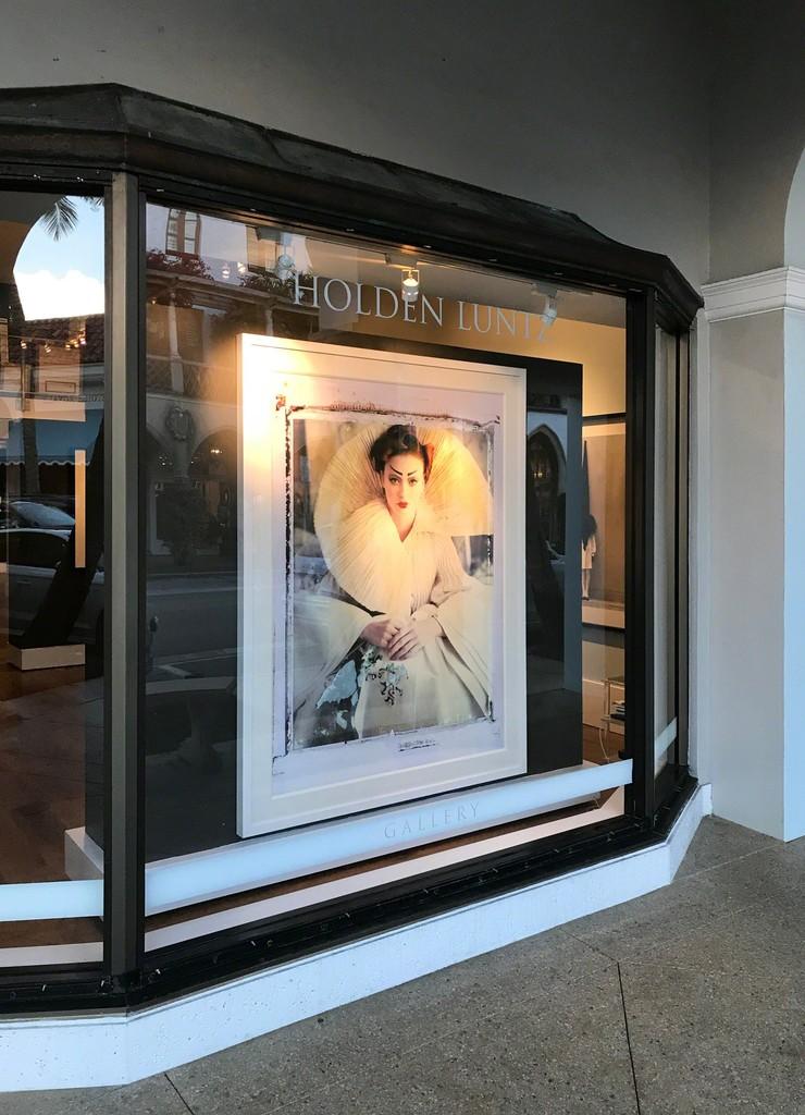 Cathleen Naundorf, La Fille en Platre IV, Paris Dior, Haute Couture 2007