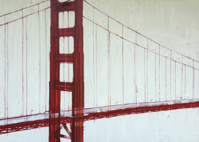 , 'Golden Gate Bridge #4,' 2018, Studio Shop Gallery