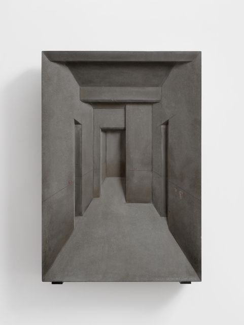 , 'Unfinished Home 200106,' 2020, Tang Contemporary Art