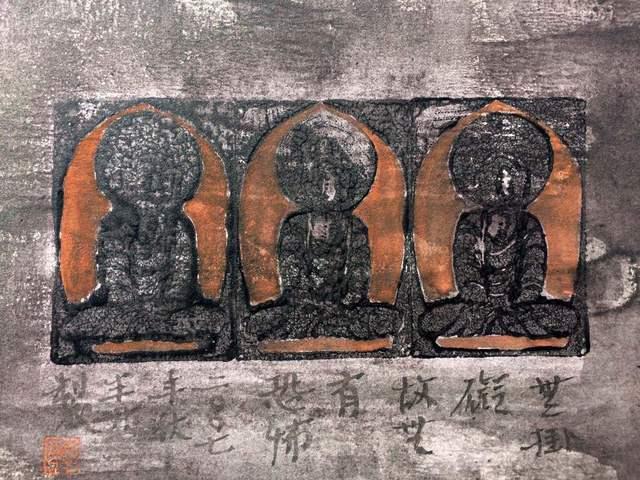 , 'The Trikala Buddhas 三世佛,' 2007, Rasti Chinese Art