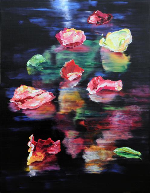 , 'Blüten,' 2017, Galerie Klaus Gerrit Friese