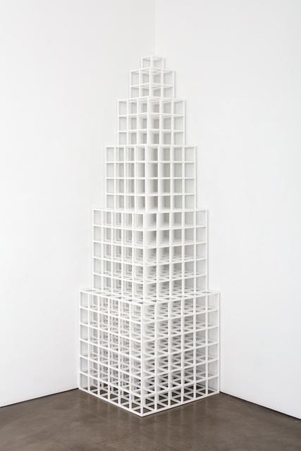 Sol LeWitt, 'Corner Piece 1 2 3 4 5 6', 1979, Paula Cooper Gallery