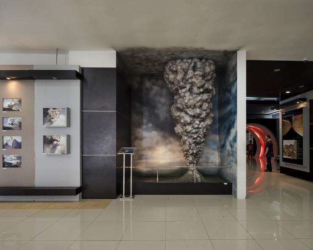 , 'Merapi Museum,' 2016-2017, Francesca Maffeo Gallery