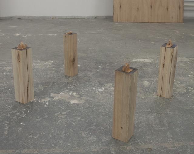 , 'Sin título,' 2012, Isla Flotante