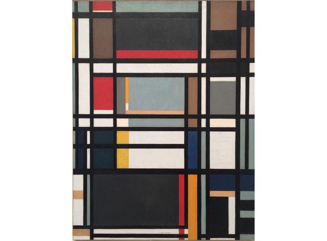 , 'City Rectangle,' 1948, Washburn Gallery