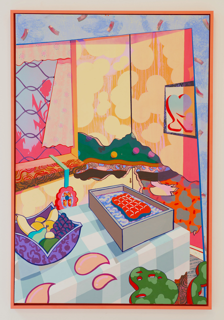 , 'Interiorposition,' 2018, Mirus Gallery