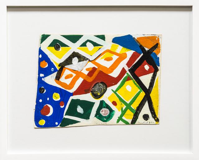 , 'Timboctu,' 1987, Rosamund Felsen Gallery