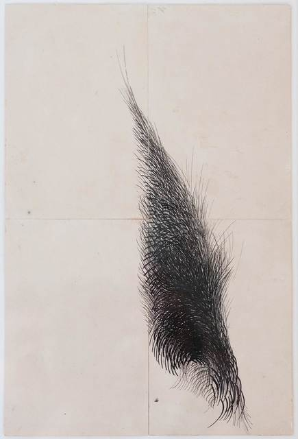 Jay DeFeo, 'sketches', ca. 1956, The Art Collection of the University of Agder