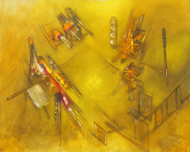 , 'Untitled,' 1952, Faessler & Ochsner