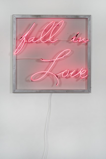 , 'Fall In Love,' 2015, Voltz Clarke
