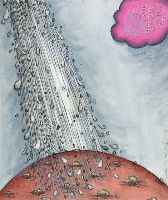 , 'Isolated Precipitation,' , William Campbell Contemporary Art, Inc.